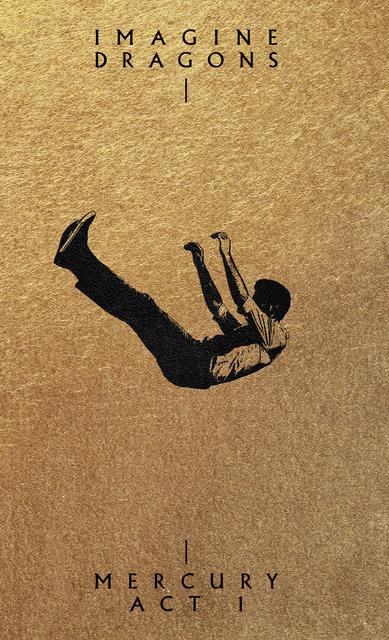 The album cover art for Imagine Dragons' newest album, Mercury – Act 1