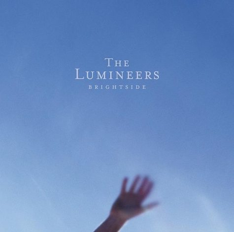 The cover for The Lumineers newest single, BRIGHTSIDE.