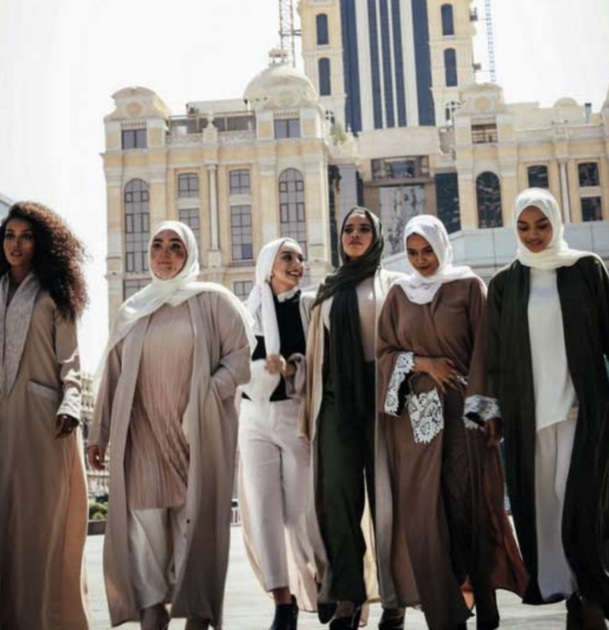 Street style from Saudi Arabia: beneath their abayas, women from oil-rich areas, such as Saudi Arabia, are among the best dressed in the world.