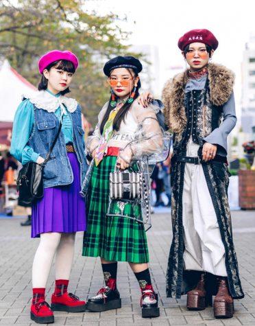 """(""""Tokyo Is Having Way More Fun than Us at Fashion"""")"""