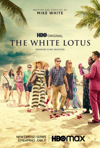 Here is the thumbnail for The White Lotus featuring Sydney Sweeney, Steve Zahn, Connie Britton, Jennifer Coolidge, Brittany O