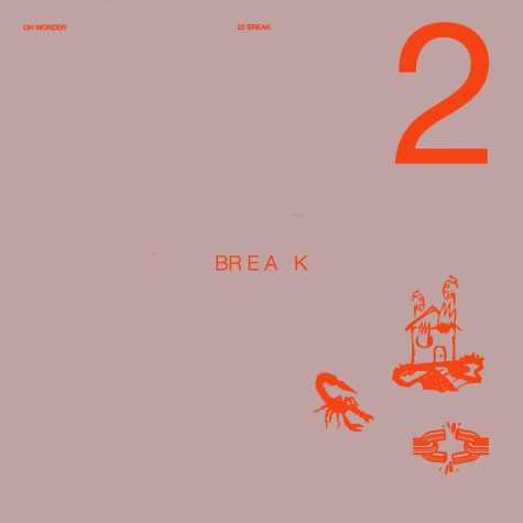 The album cover for Oh Wonders 22 Break, a break-up album written by the people who were breaking up.