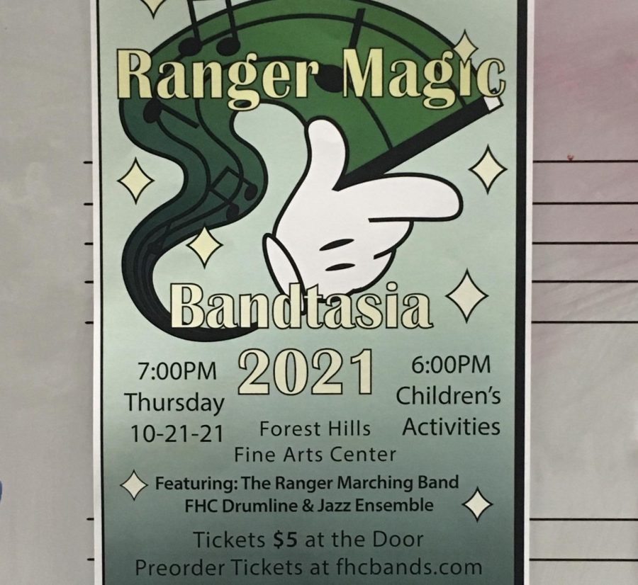 You don't want to miss this year's Bandtasia on October 21st!