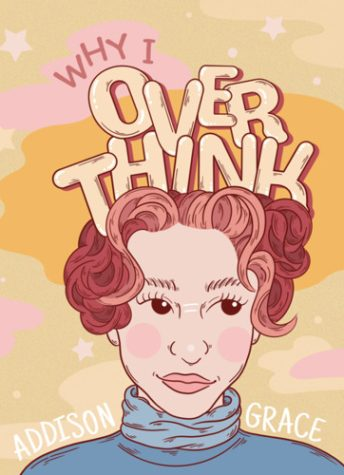 The cover art of Addisons remake, which bears a slight resemblance to the cover of Overthink